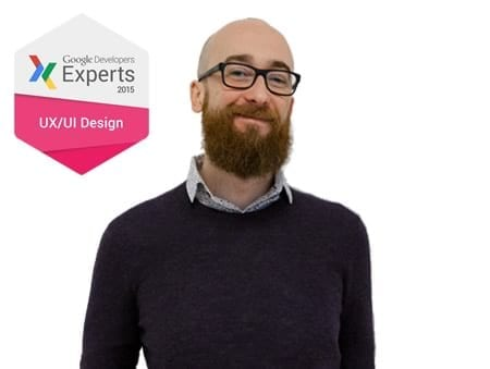 Stefano Serafinelli, CEO de Tea Cup Lab User research studio y Google Expert