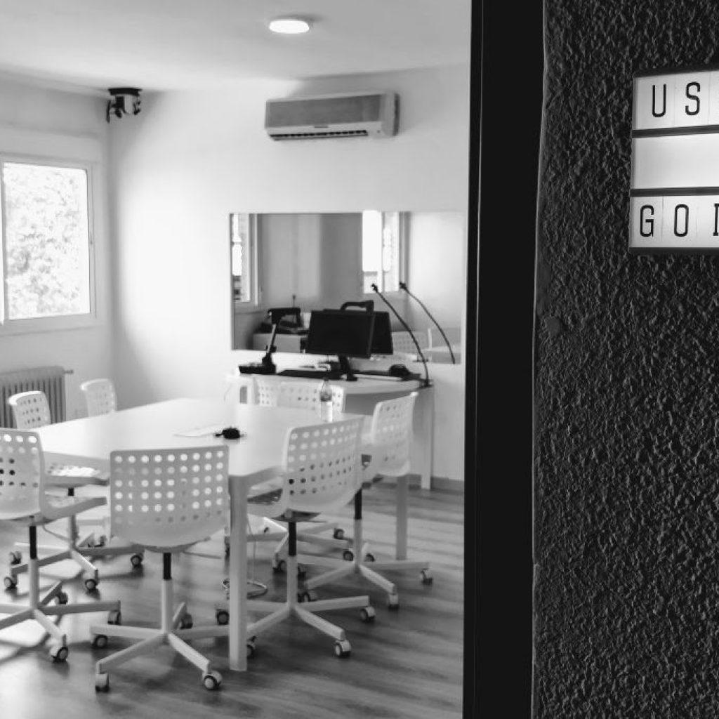 TeaCup Lab UX Lab