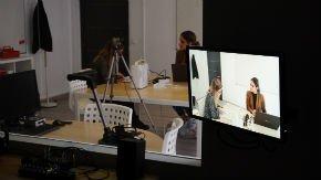 Laboratorio de Investigación con Usuarios de TeaCup Lab Madrid