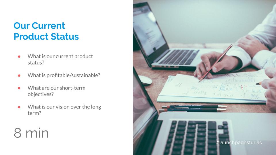Launchpad Asturias - Product status