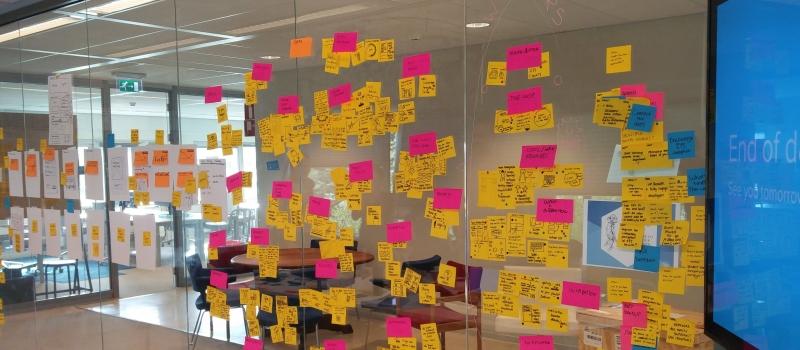 Design Sprint at KLM by TeaCup Lab