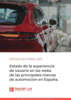 Short Automoción - Estudio Sectorial - ES